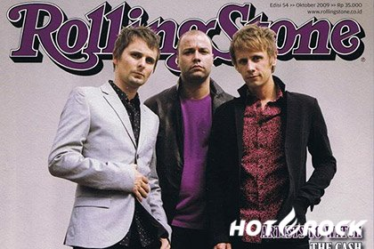 Rolling Stone, Muse, водка