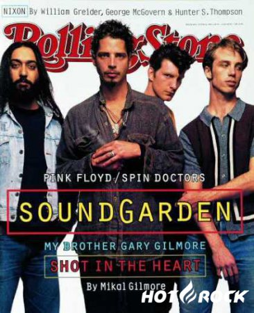 Soundgarden переиздадут Superunknown