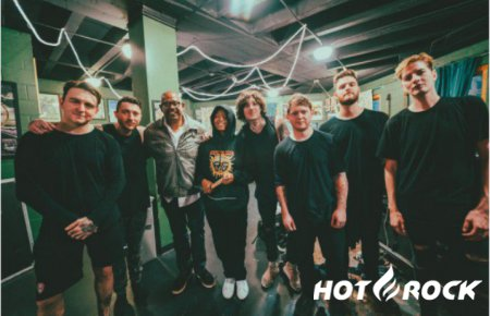 Форест Уитакер посетил концерт Bring Me The Horizon